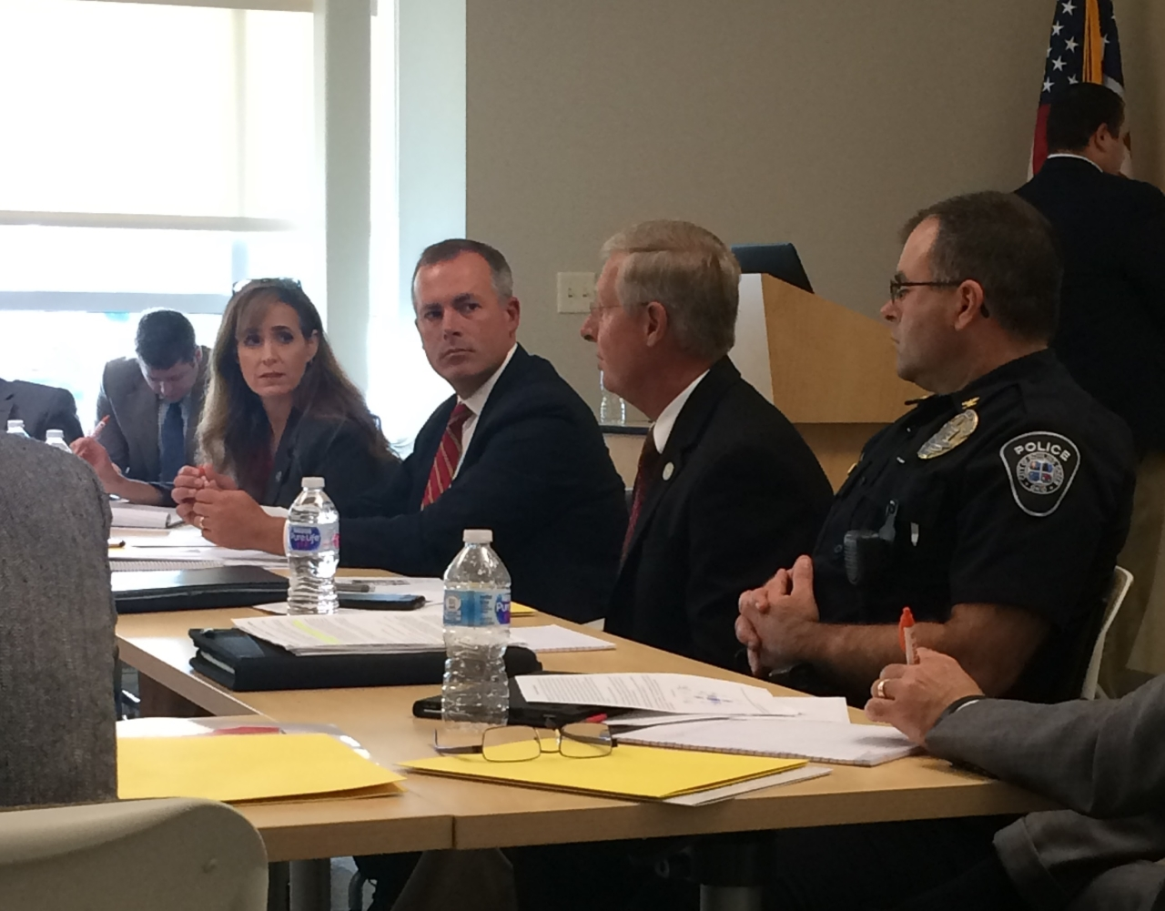 Rep. Sprague Holds First H.O.P.E.S. Task Force Roundtable